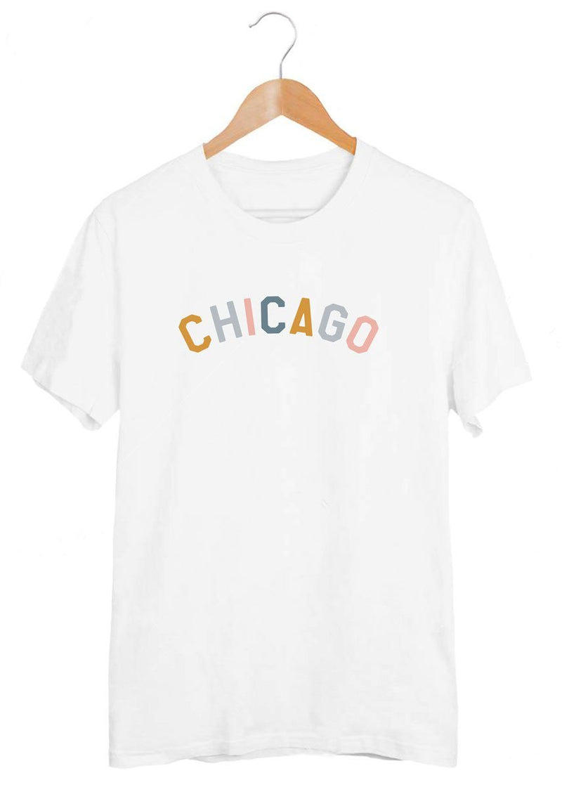Pre-Order: Sweet Home Chicago Tee - Pediatric Cancer Edition