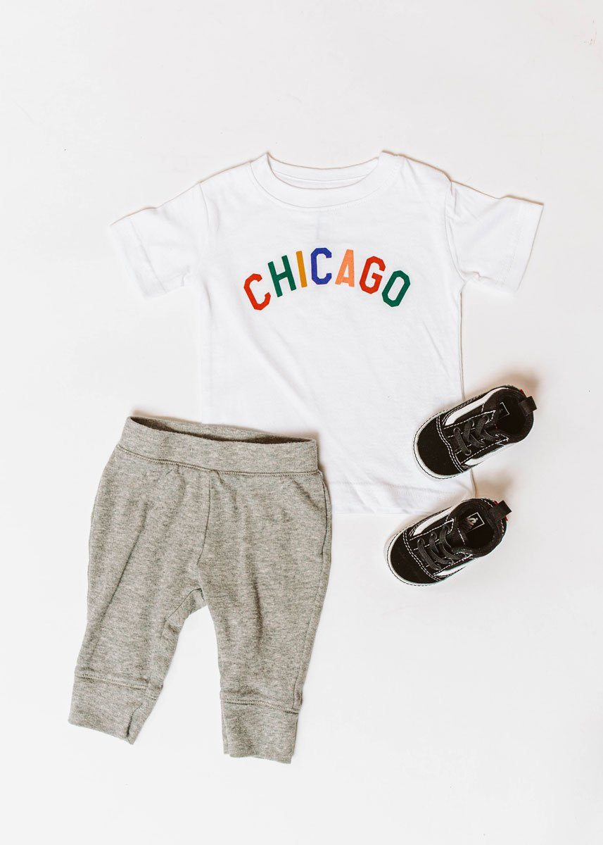 Sweet Home Chicago Tee - Baby