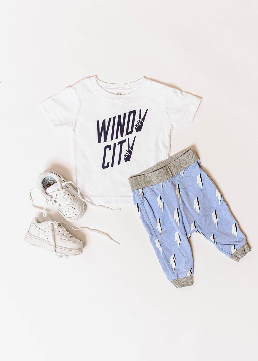 Windy City Tee - Baby