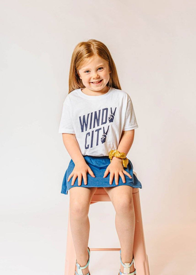 Windy City Tee - Toddler