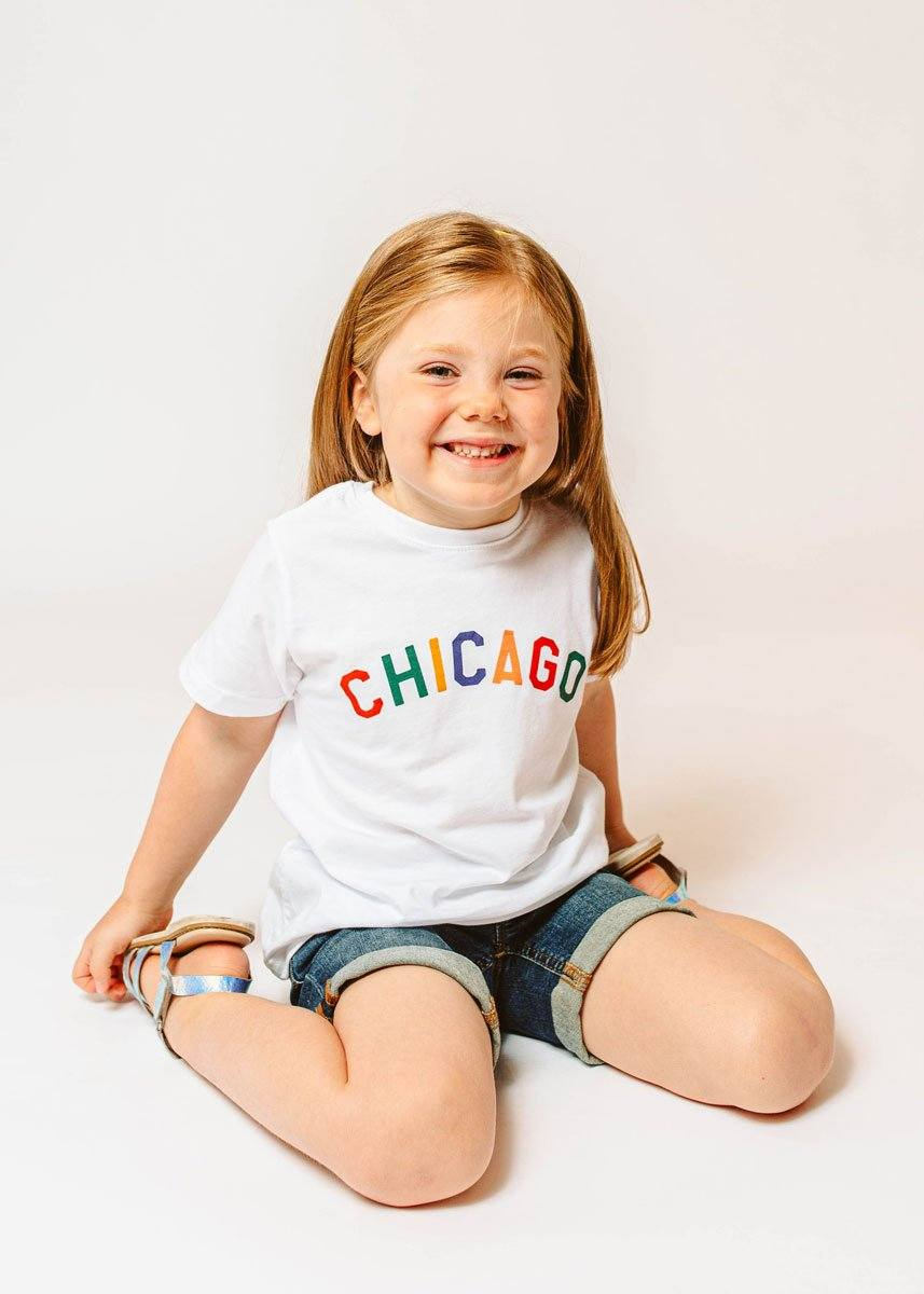Sweet Home Chicago Tee - Toddler