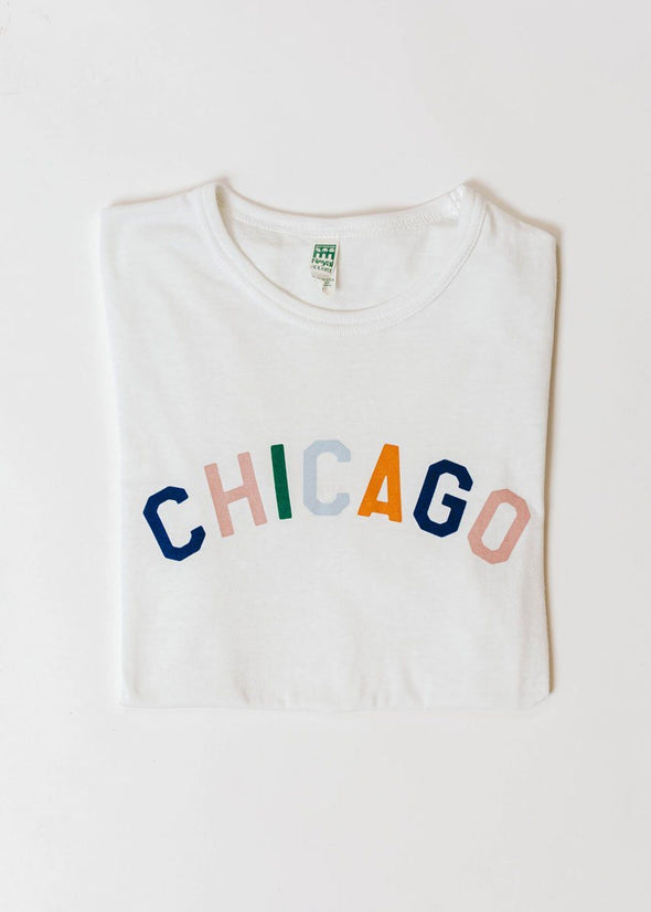 Sweet Home Chicago Tee - Summer Exclusive