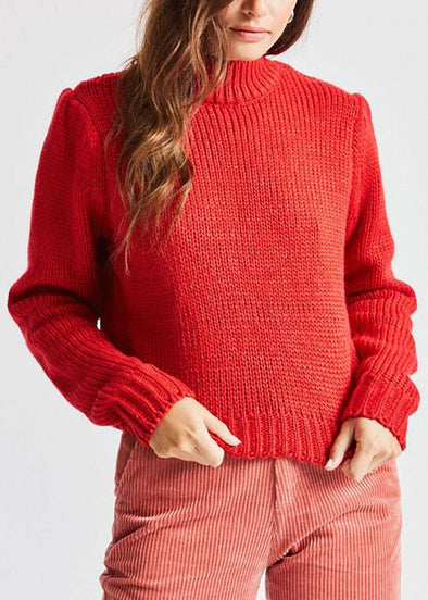 Ashberry Sweater - Red