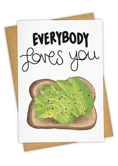 Everybody Loves Avocado Toast