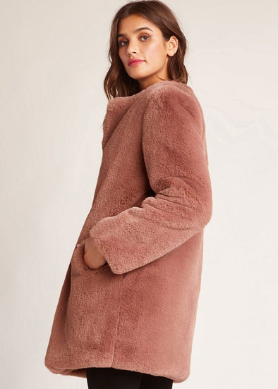 Love You Furever Faux Fur Coat
