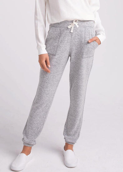 Casper Heather Grey Jogger Pant
