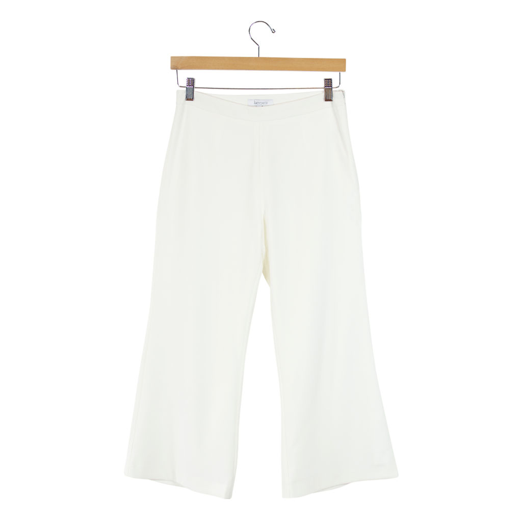 Classic High-Waisted Culotte
