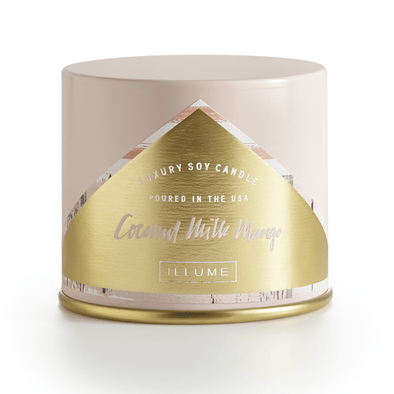 Coconut Milk Mango Vanity Tin