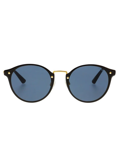 Crystal Sunnies - Gold/Grey