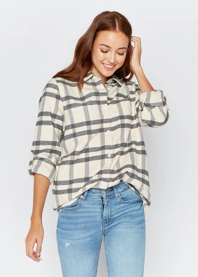 The Drexel Plaid Shirt