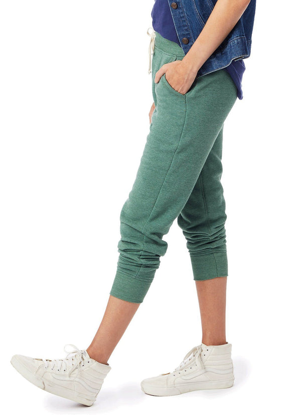 Eco-Fleece Jogger Pants - Eco True Dusty Pine
