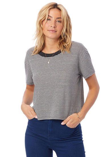 Eco Headliner Cropped Tee - Classic St