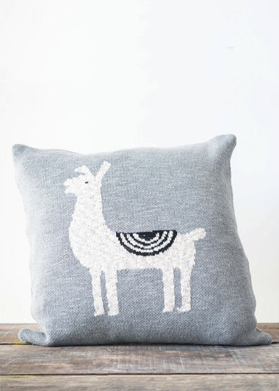 Save the Llama for your Mama Pillow