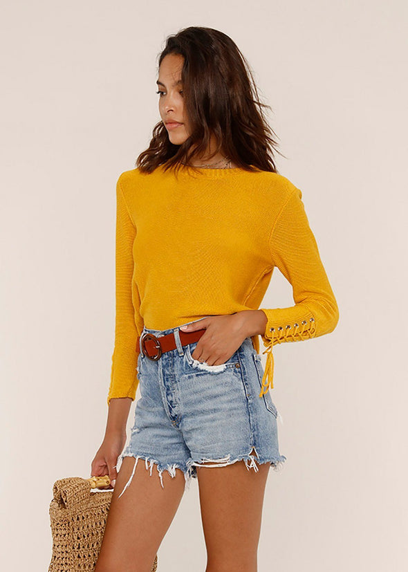 Isla Marigold Sweater
