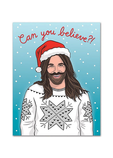 Can You Believe - JVN Holiday Card