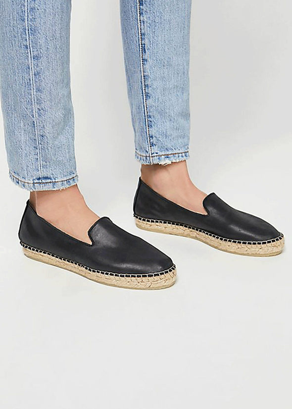 Laurel Canon Espadrille - Black