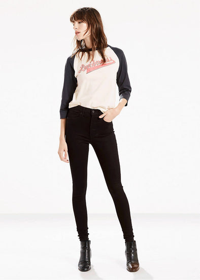 Levi's Mile High Super Skinny - Night