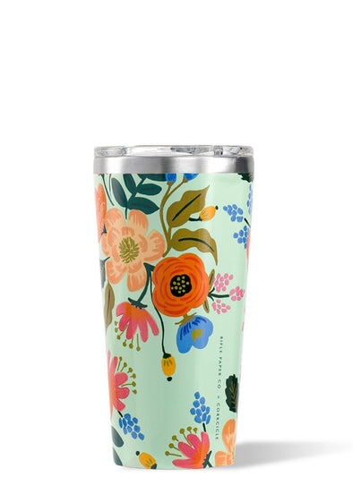 Corkcicle Tumbler - Rifle Paper Co. Lively Flower