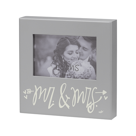 Mr. & Mrs. Box Frame