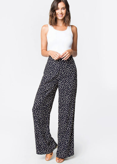 Night Dream Wide Leg Pants