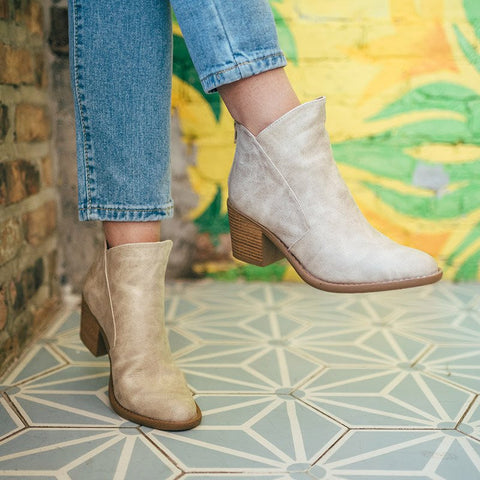 Ollie Stone Booties