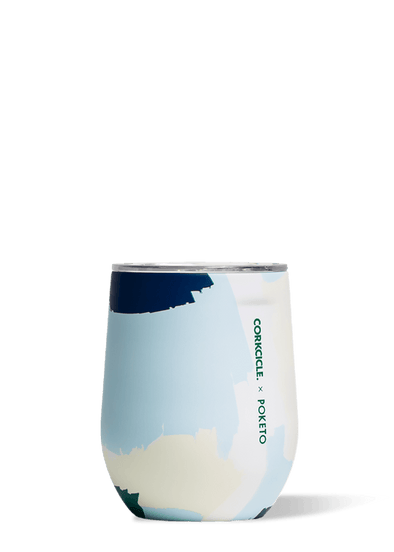 Corkcicle Stemless Tumbler - Poketo