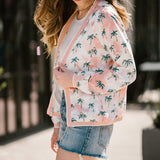 Palm Springs Bomber Jacket