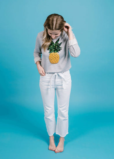 Pineapple Cutie Sweatshirt
