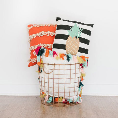 Pina La Pineapple Pillow