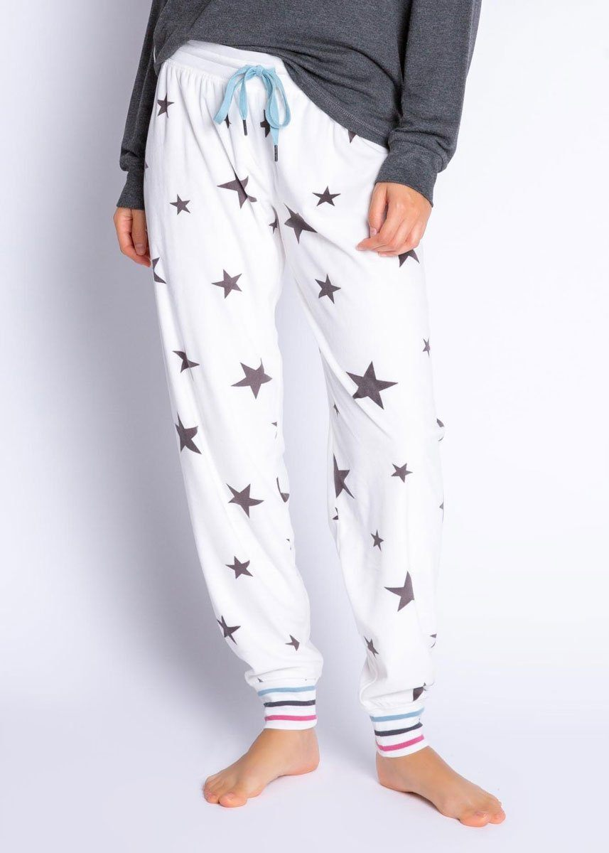 Wishin' On A Star Jammie Pant - Ivory