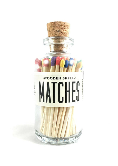 Apothecary Matches - Multi