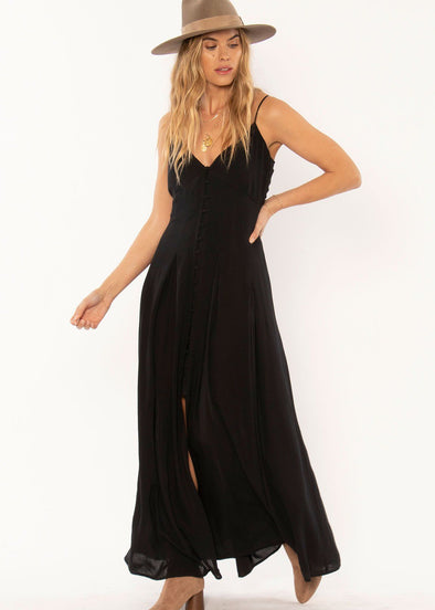 River Dress - Black