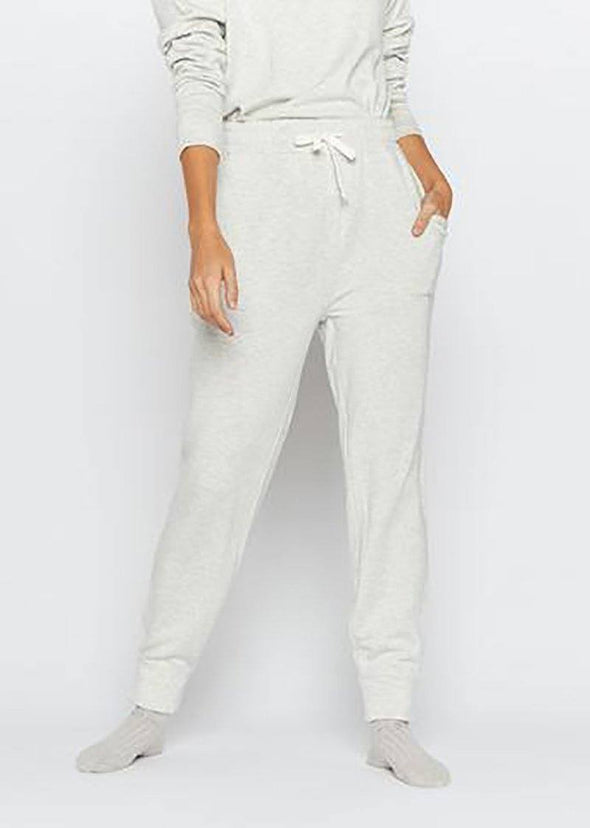 Plush Sidecar Sweatpants - Grey