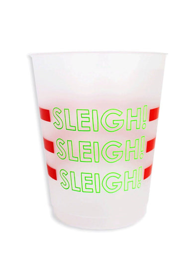 Sleigh Cup Stack