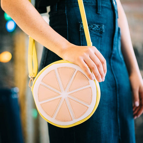Sweet Grapefruit Crossbody
