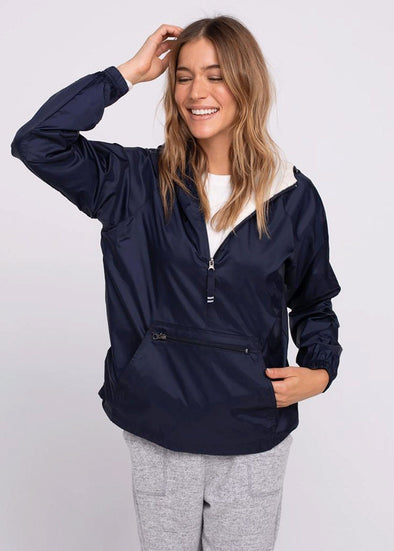 Sydney Windbreaker - Navy