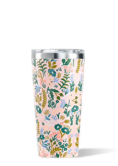 Corkcicle Tumbler - Rifle Paper Co. Tapestry