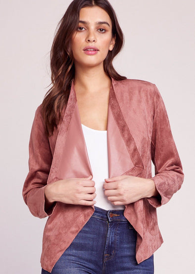 Teagan Reversible Jacket - Rose