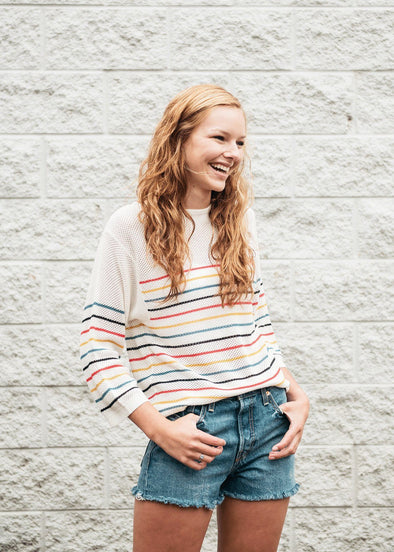 The Finn Stripe Sweater