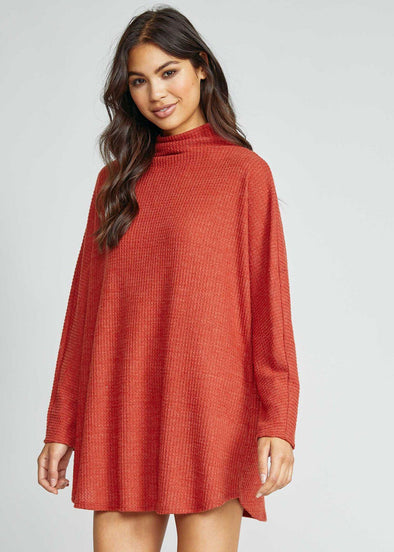 Homeward Bound Waffle Knit Top