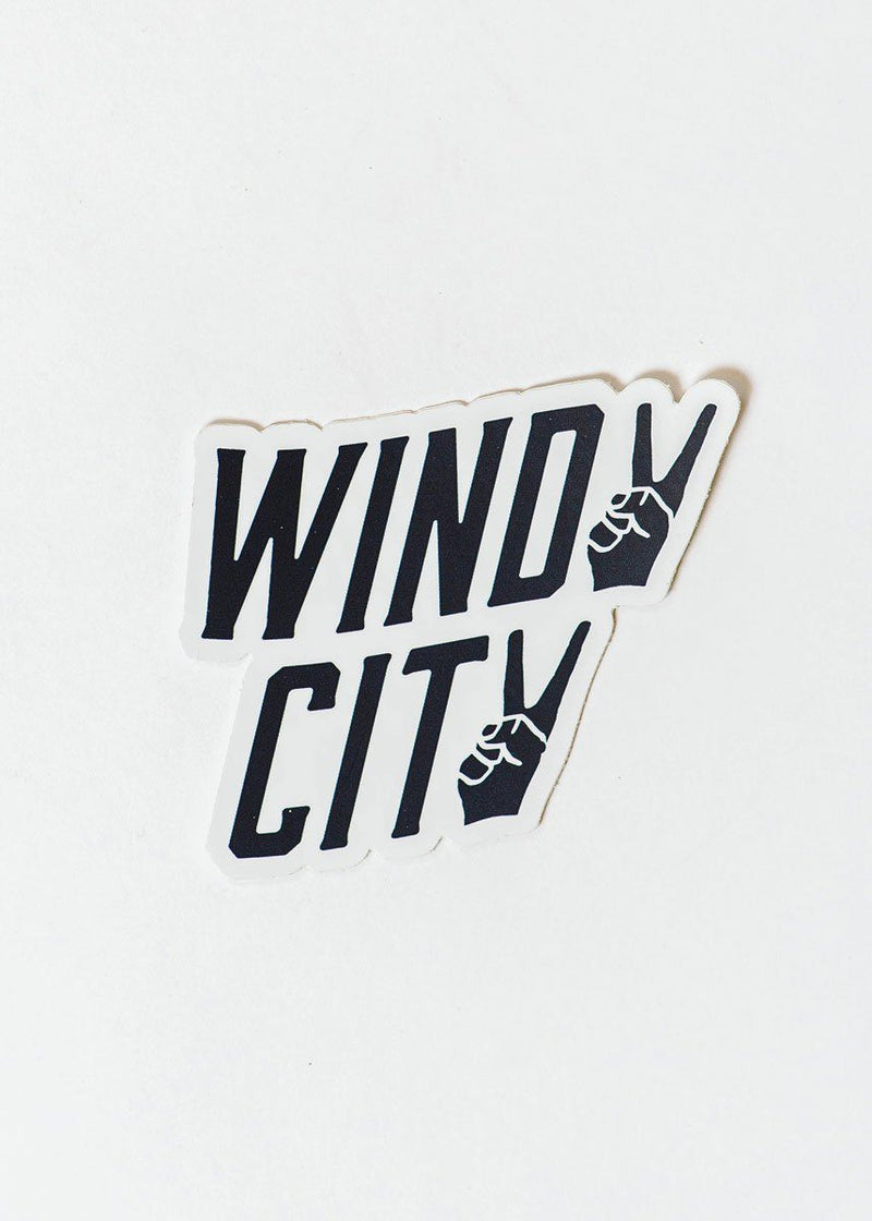 Windy City Sticker