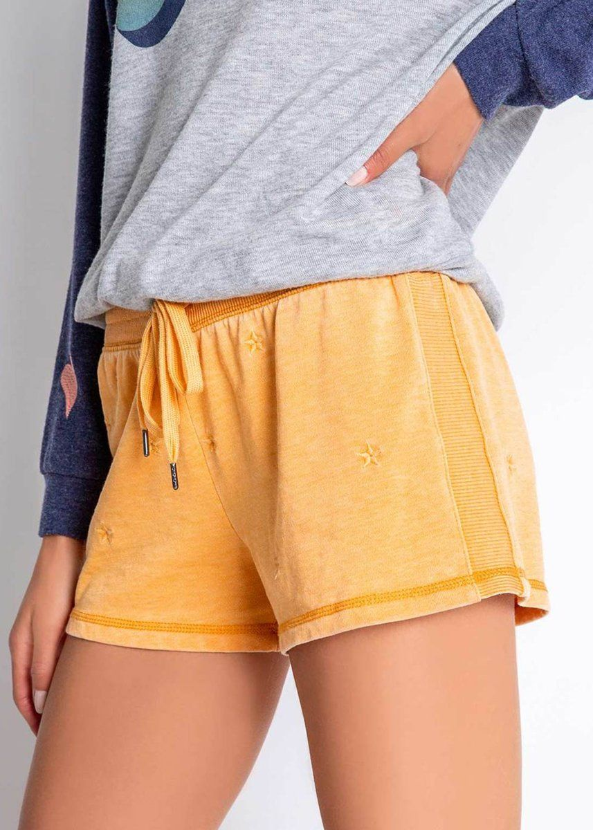 Groovy kind Of Love Short - Gold