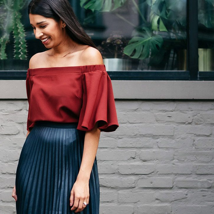 Willa Off-The-Shoulder Top