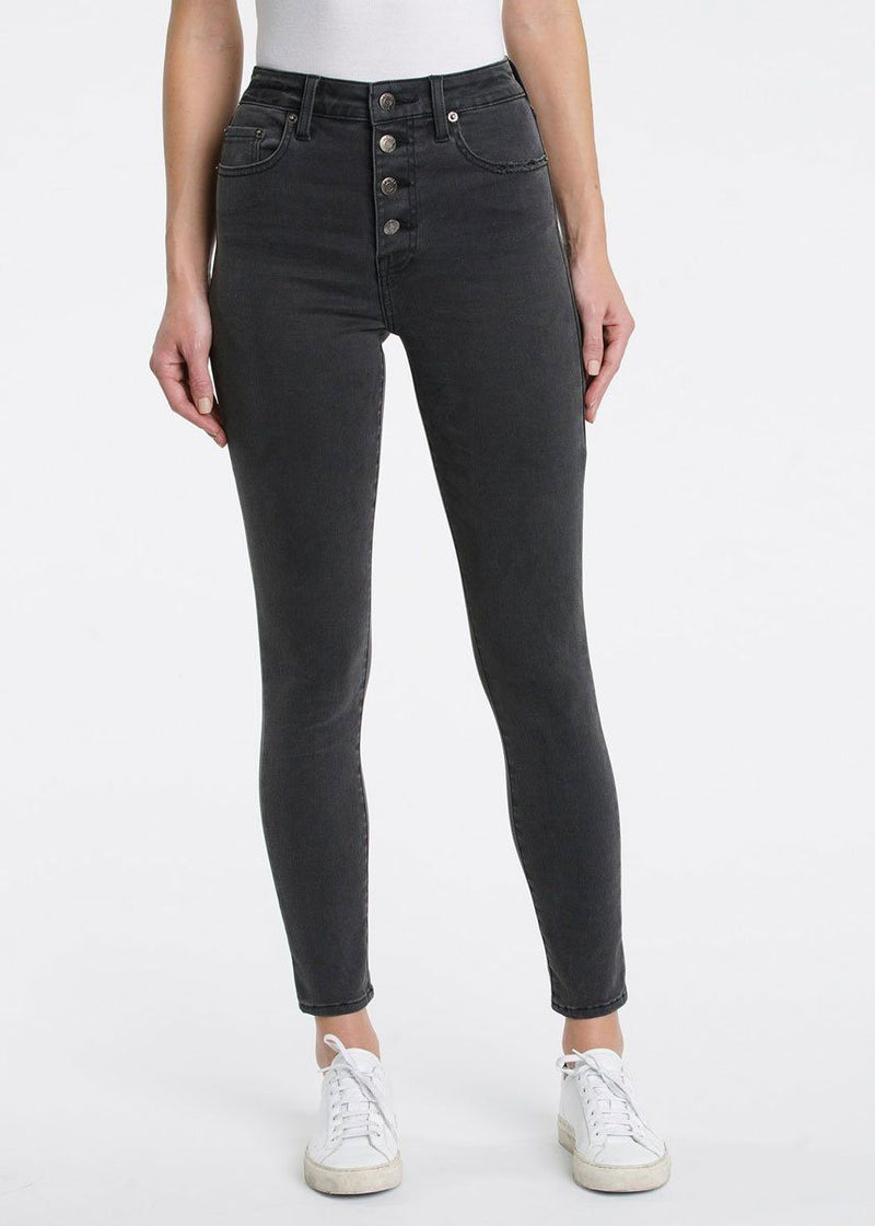 Aline High Rise Skinny - Ashbury