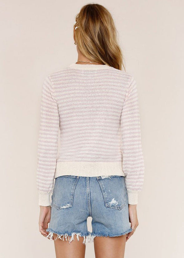 Aylin Sweater - Blush