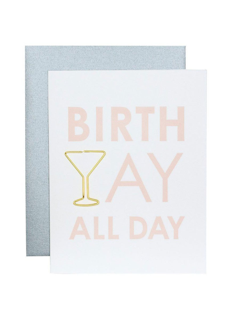Birthyay All Day Card