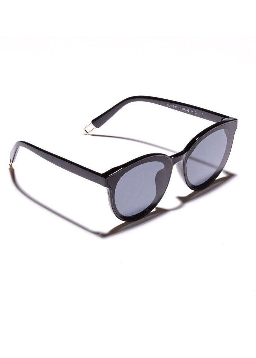 Suns Out Sunnies - Black