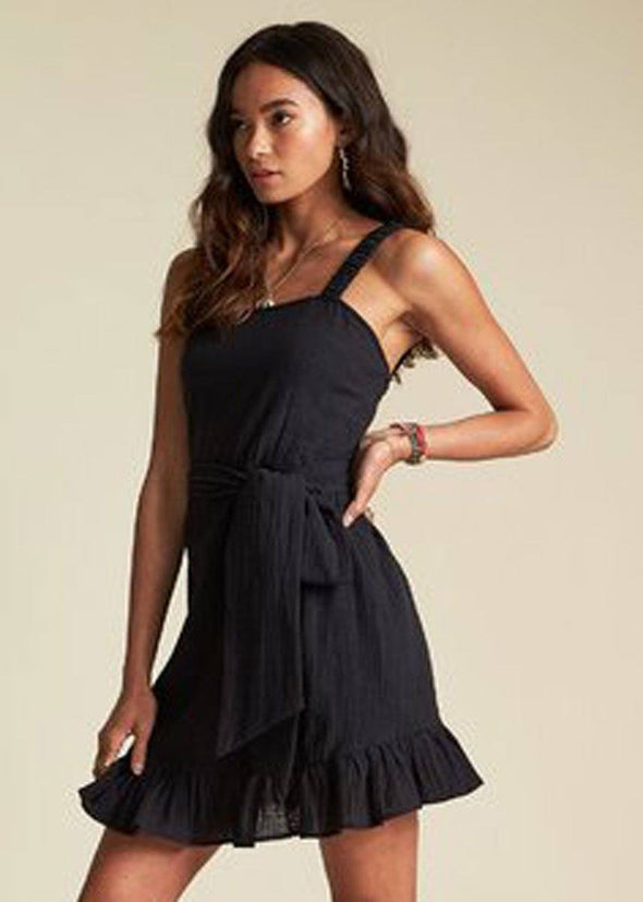 Saw It Coming Dress - Black