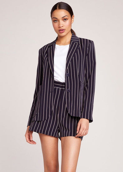 Blaze It Stripe Blazer