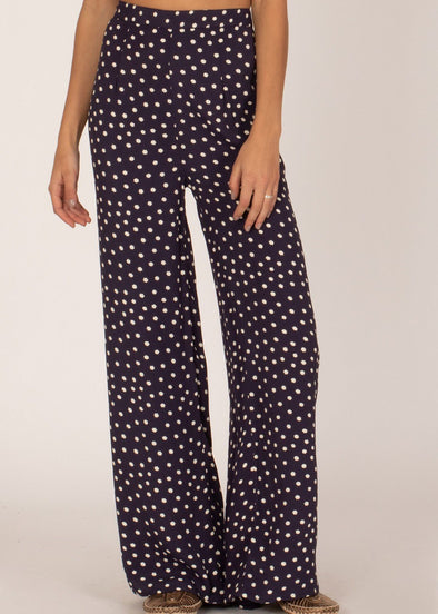 Bright Side Pant - Indigo